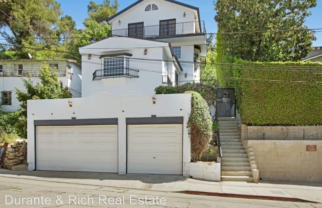 2482 Cheremoya - 2482 Cheremoya Avenue, Los Angeles, CA 90068