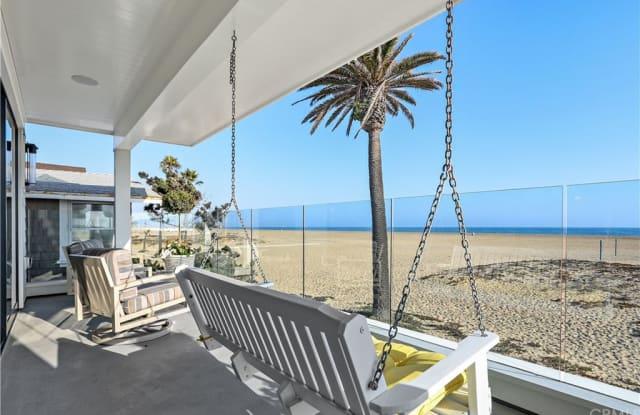 814 W Oceanfront - 814 W Oceanfront, Newport Beach, CA 92661