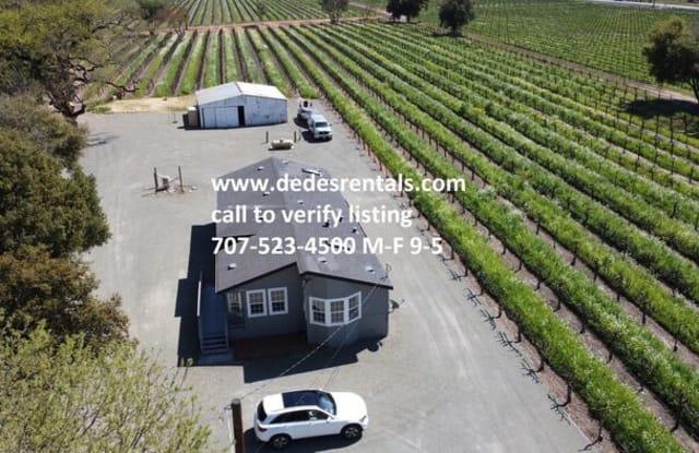 3610 Bisordi Lane - 3610 Bisordi Lane, Fulton, CA 95439