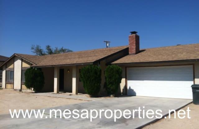 15886 Placida Road - 15886 Placida Road, Victorville, CA 92394