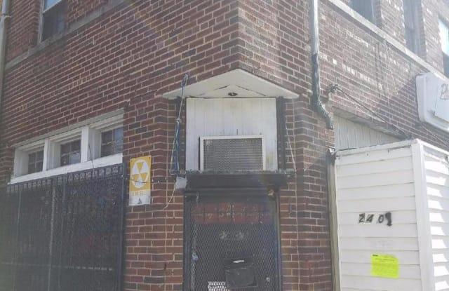 2401 BENNING RD NE - 2401 Benning Road Northeast, Washington, DC 20002