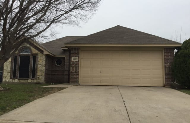 3205 Carverly Ave - 3205 Carverly Avenue, Fort Worth, TX 76119