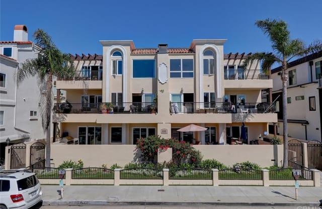 444 Hermosa Avenue - 444 Hermosa Avenue, Hermosa Beach, CA 90254