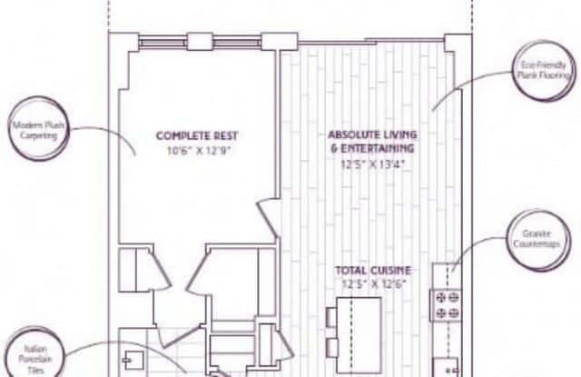 831 12th Street South - 831 12th Street South, Arlington, VA 22202