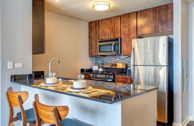 K2 Apartments - 365 N Halsted St, Chicago, IL 60661