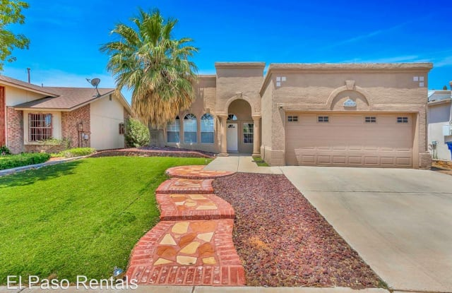 3309 Tower Arms - 3309 Tower Arms Drive, El Paso, TX 79936
