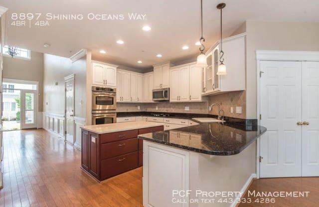 8897 Shining Oceans Way - 8897 Shining Oceans Way, Columbia, MD 21045