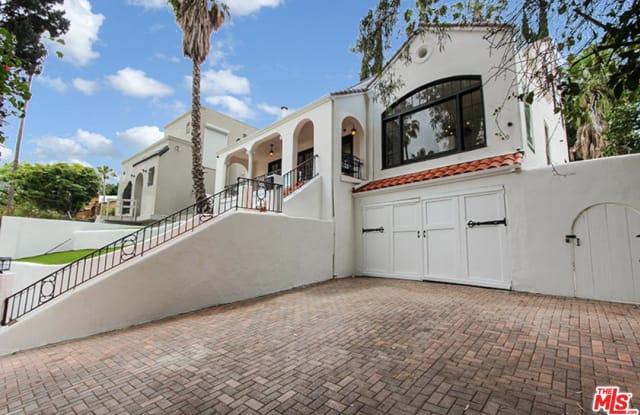 2037 HOLLY HILL Terrace - 2037 Holly Hill Terrace, Los Angeles, CA 90068