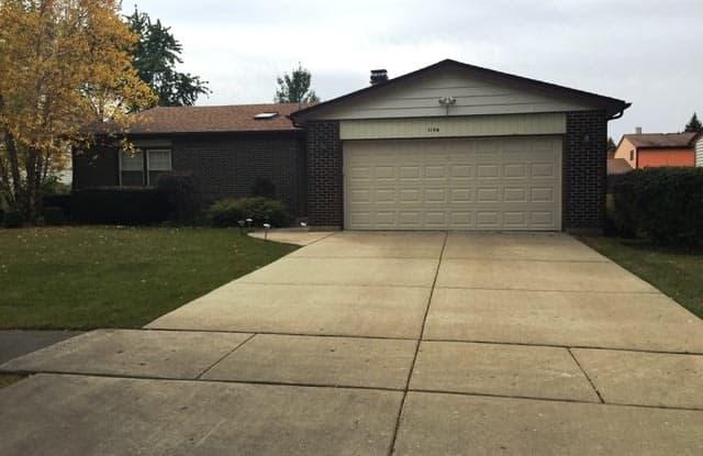 1196 MILL CREEK Drive - 1196 Mill Creek Drive, Buffalo Grove, IL 60089