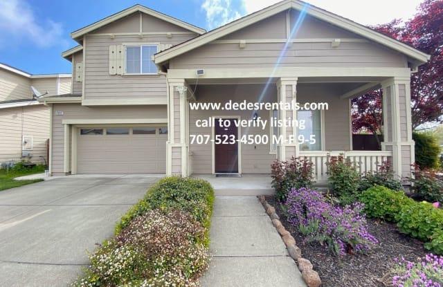 2992 Sunny Wood Circle - 2992 Sunny Wood Circle, Santa Rosa, CA 95407