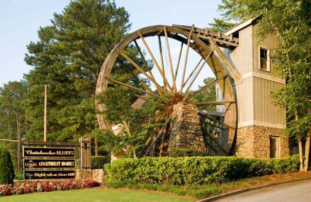 Gables Mill - 100 Akers Ridge Dr SE, Atlanta, GA 30339