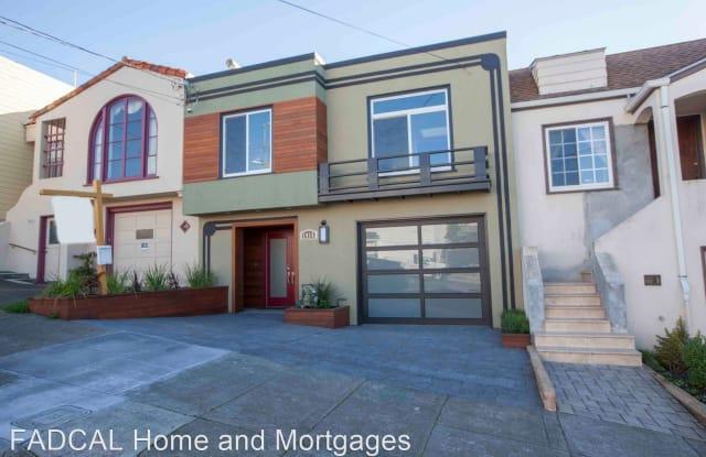 1915 Rivera St - 1915 Rivera Street, San Francisco, CA 94116