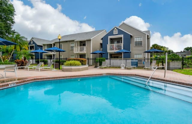 St. James Crossing Apartments - 5620 Tranquility Oaks Dr, Carrollwood, FL 33624