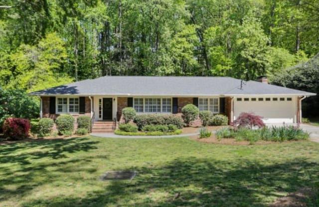 4379 Tree Haven Drive NE - 4379 Tree Haven Drive Northeast, Atlanta, GA 30342
