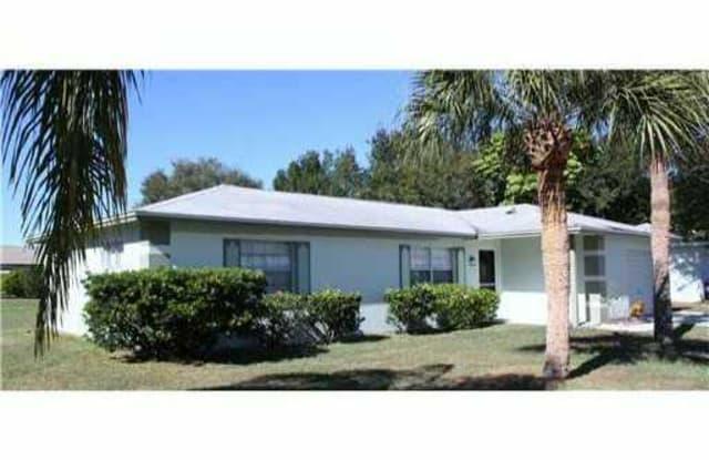 525 23rd Avenue - 525 23rd Avenue, Vero Beach South, FL 32962