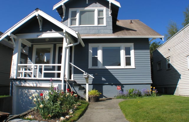 1606 S Ainsworth Ave - 1606 South Ainsworth Avenue, Tacoma, WA 98405