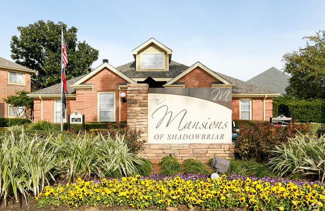 Mansions of Shadowbriar - 12200 Overbrook Ln, Houston, TX 77077