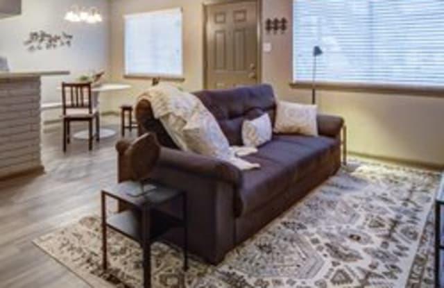 The Station Apartments - 4411 Fulton St, Houston, TX 77009