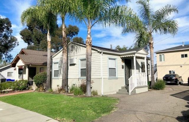 4869 Kenmore Terrace - 4869 Kenmore Terrace, San Diego, CA 92116