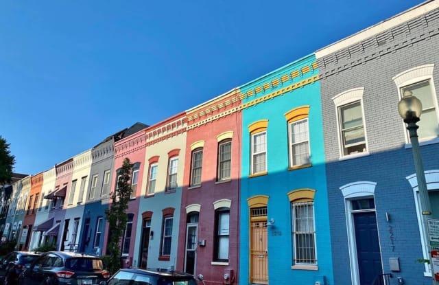 2221 12th Place Northwest - 2221 12th Place Northwest, Washington, DC 20009
