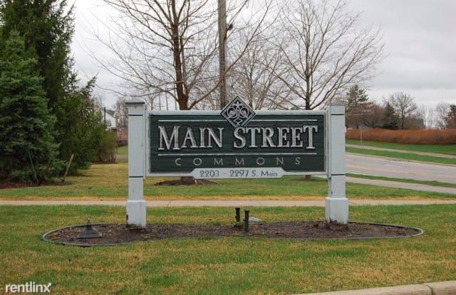 2217 S Main St - 2217 South Main Street, Ann Arbor, MI 48103