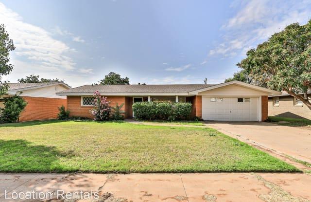 4907 13th Street - 4907 13th Street, Lubbock, TX 79416