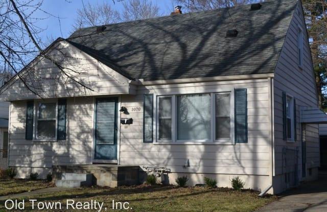 1070 Lester - 1070 Lester Avenue, Washtenaw County, MI 48198