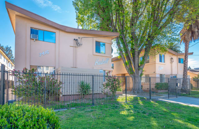 7412 Haskell Ave. - 7412 Haskell Avenue, Los Angeles, CA 91406