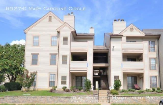 6927-C Mary Caroline Circle - 6927 Mary Caroline Cir, Franconia, VA 22310