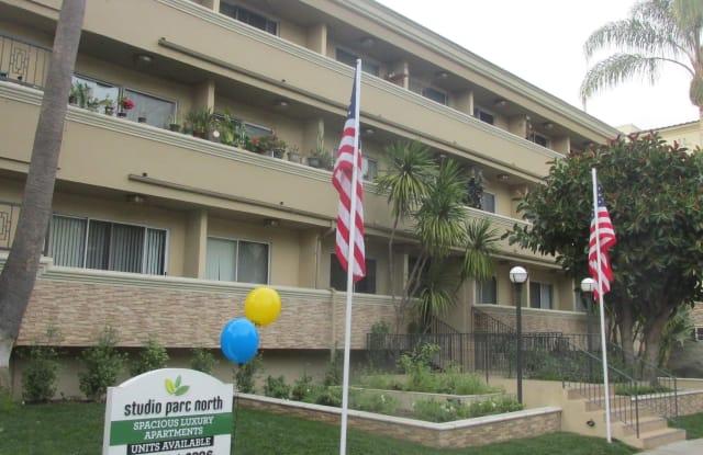 Studio Parc North - 4225 Longridge Avenue, Los Angeles, CA 91604