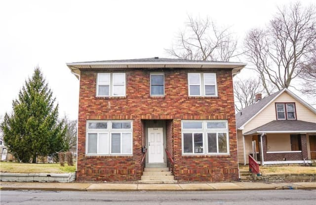 3014 West 10th Street - 3014 West 10th Street, Indianapolis, IN 46222