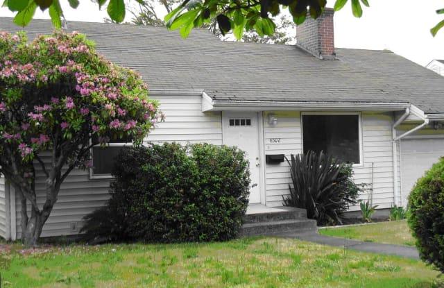 8502 37th Avenue SW - 8502 37th Avenue Southwest, Seattle, WA 98126