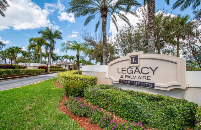 Legacy at Palm Aire - 3505 West Atlantic Boulevard, Pompano Beach, FL 33069