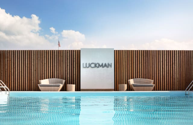 The Luckman - 1801 East 12th Street, Cleveland, OH 44114