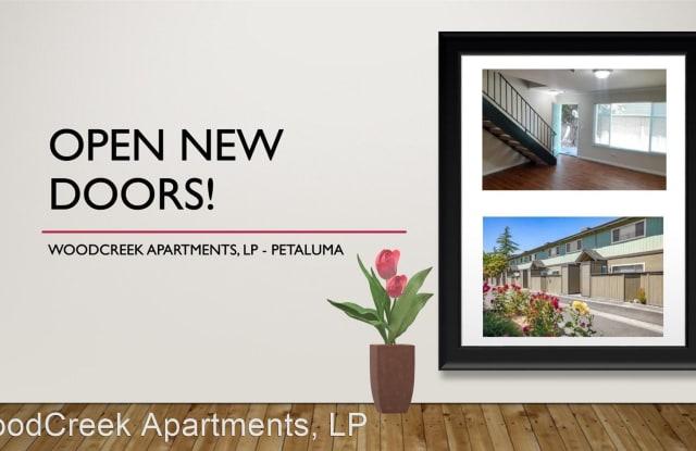 Woodcreek Deluxe Townhouses - 619 F Street, Petaluma, CA 94952