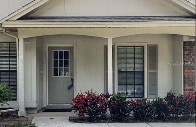 1711 HIDDENWOOD COURT - 1711 Hiddenwood Court, Apopka, FL 32712