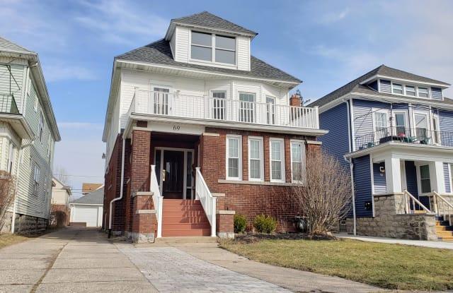 69 North Park Ave - Upper - 69 North Park Avenue, Buffalo, NY 14216