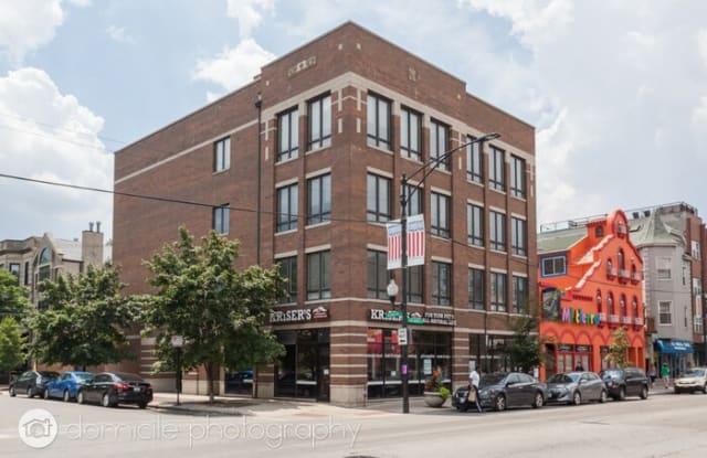 1031 West Belmont Avenue - 1031 West Belmont Avenue, Chicago, IL 60657