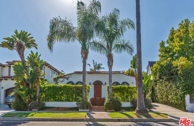 465 S Sherbourne Dr - 465 South Sherbourne Drive, Los Angeles, CA 90048