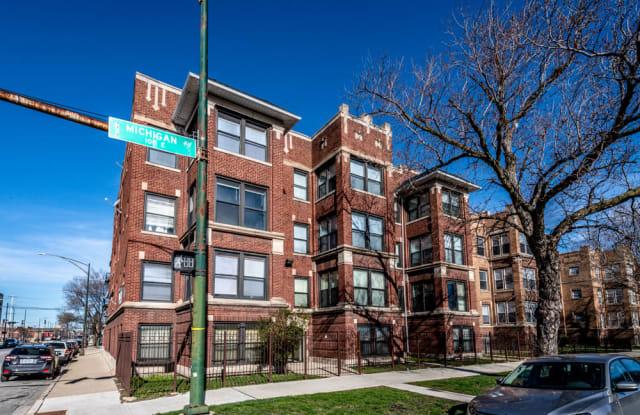 5854 S Michigan Ave - 5854 S Michigan Ave, Chicago, IL 60637