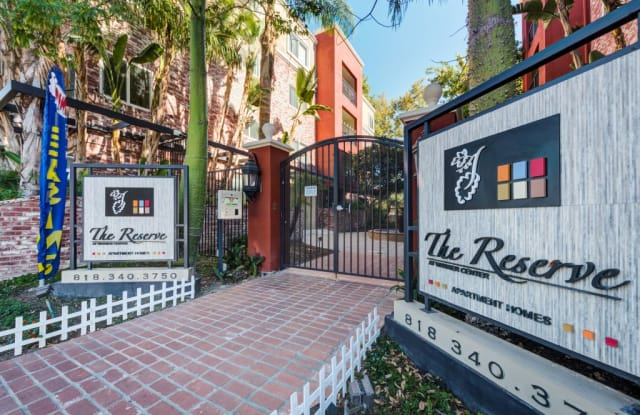 The Reserve at Warner Center - 22100 Erwin St, Los Angeles, CA 91367