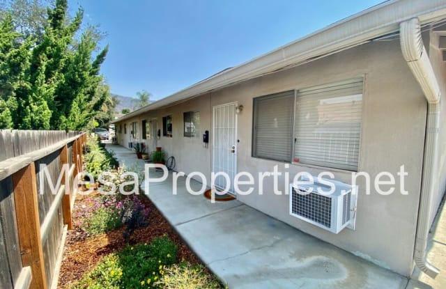 346 W. Mountain View Ave. - 346 W Mountain View Ave, Glendora, CA 91741