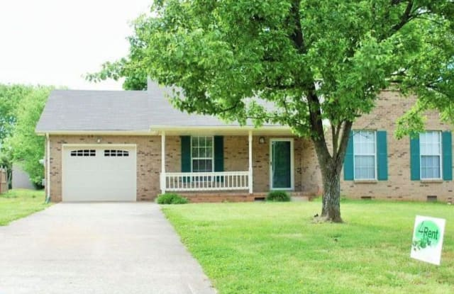 310 Hillman Drive - 310 Hillman Drive, Clarksville, TN 37040