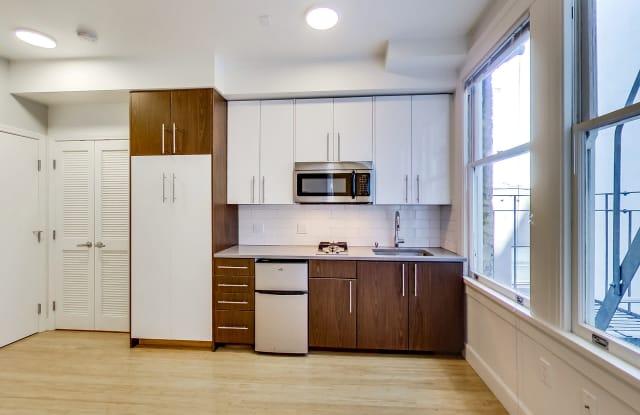 540 LEAVENWORTH Apartments - 540 Leavenworth St, San Francisco, CA 94109
