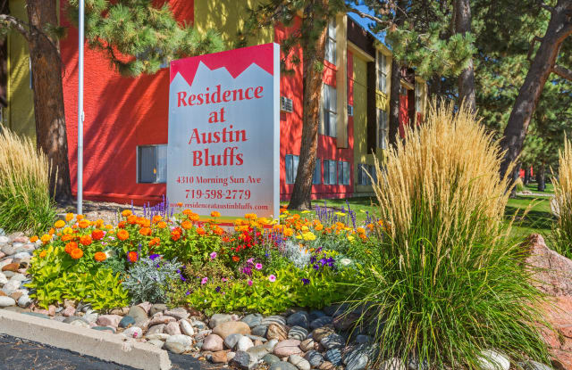 Residence at Austin Bluffs - 3555 Westwood Blvd, Colorado Springs, CO 80918