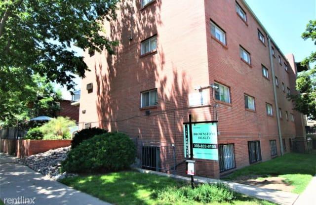 1085 Pearl Street 105 - 1085 Pearl Street, Denver, CO 80203
