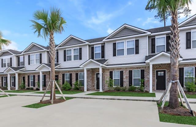 Rivermoor West Apartments - 1601 Reddick Rd, Brooks County, GA 31643