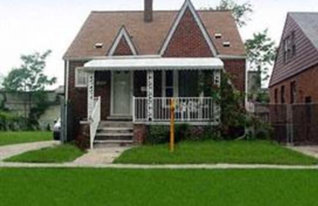 16163 Strathmoor Street - 16163 Strathmoor Street, Detroit, MI 48235