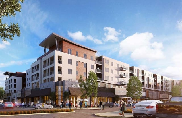 The Mark at Fishers District - 11547 Yard Street, Suite #850, Fishers, IN 46037