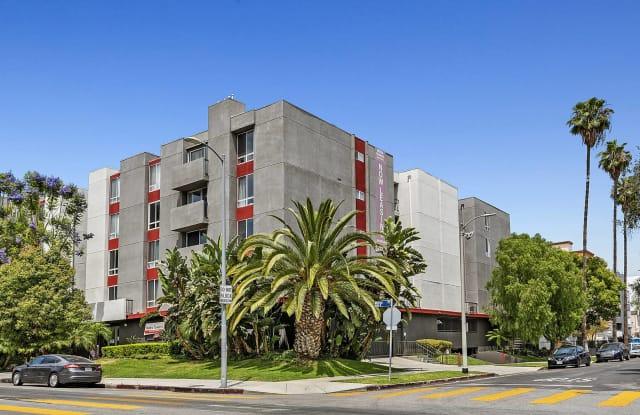 Media Towers - 1660 N Wilton Pl, Los Angeles, CA 90028